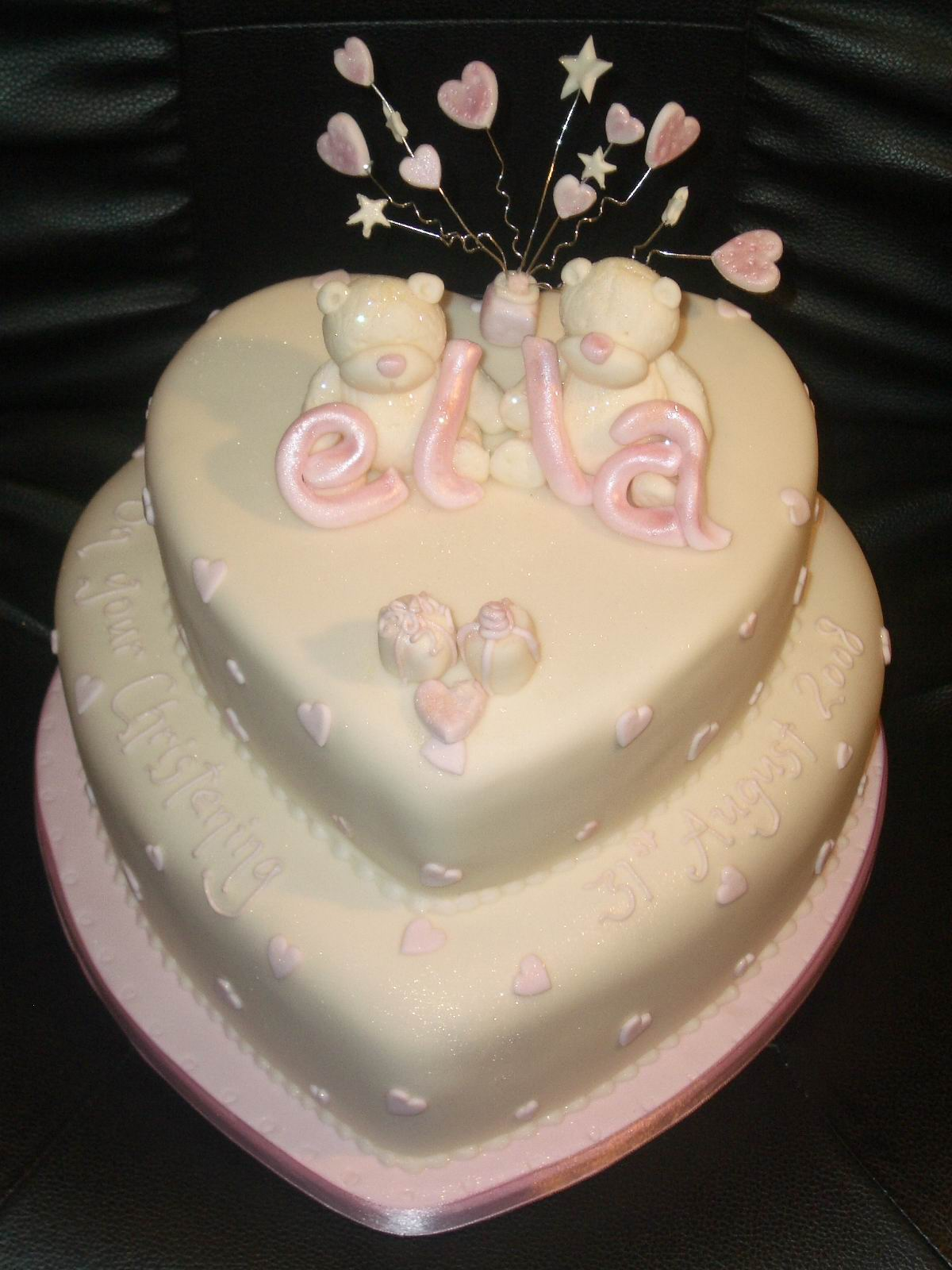Christening Cakes Uk